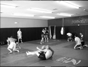 Students Grappling